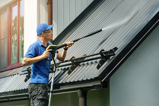 Benefits of High Pressure Cleaning Service