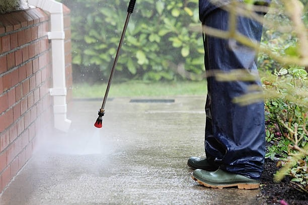 High Pressure Cleaning Service