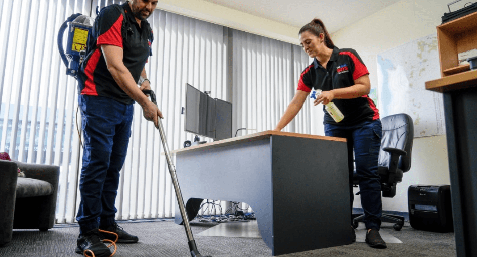 Reliable And Reputable Commercial Cleaning Company